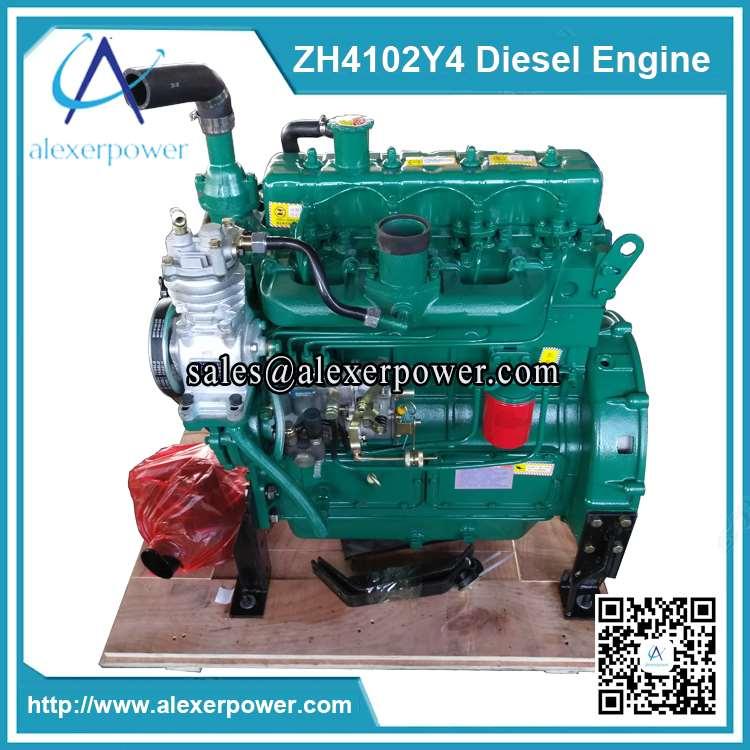 ZH4102Y4 diesel engine-2