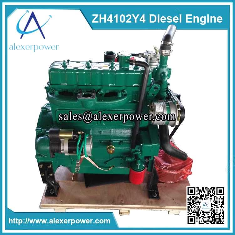 ZH4102Y4 diesel engine-4