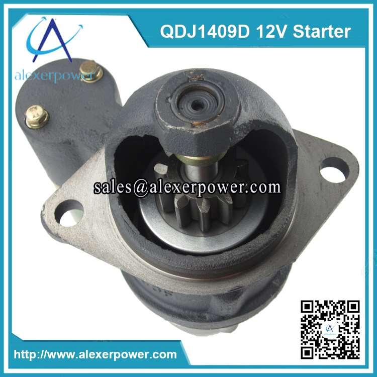 Weichai QDJ1409D 12V starter-2