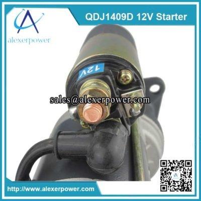 Weichai QDJ1409D 12V starter-3