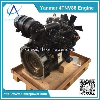 Yanmar 4TNV88 Diesel Engine for generator-1