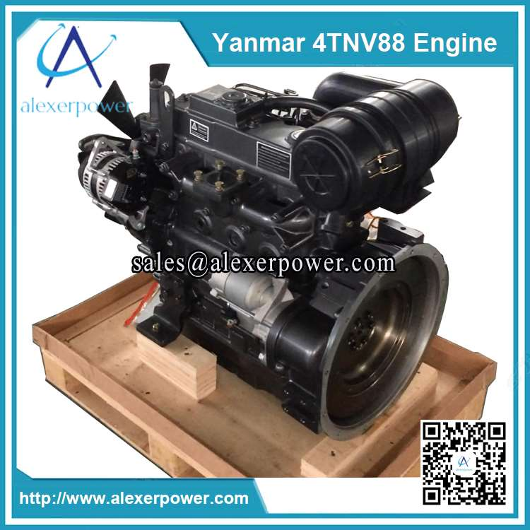 Yanmar 4TNV88 Diesel Engine for generator-2