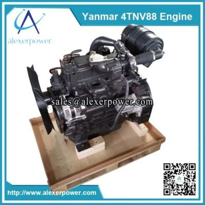 Yanmar 4TNV88 Diesel Engine for generator-3