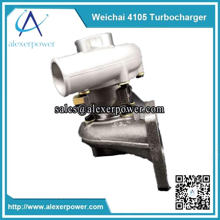 Weichai-4105-engine-turbocharger-1