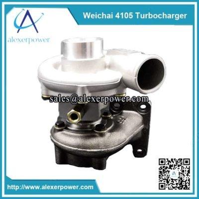Weichai-4105-engine-turbocharger-2