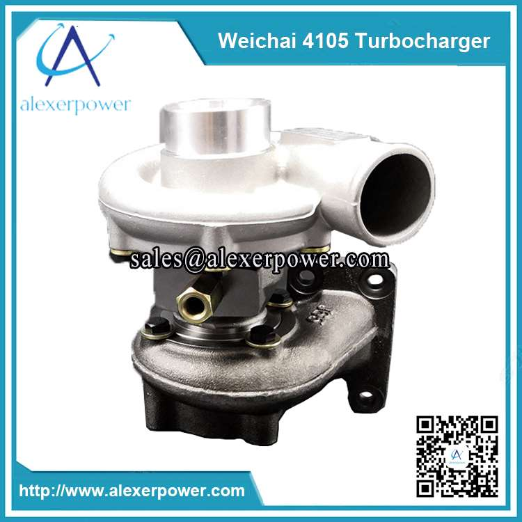 Weichai-4105-engine-turbocharger-2