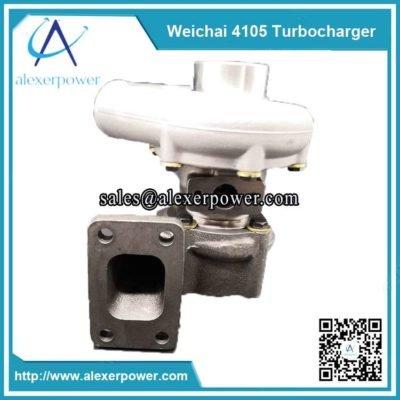 Weichai-4105-engine-turbocharger-3
