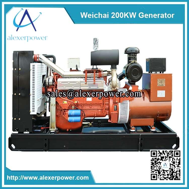 weichai-200kw-diesel-generator-1