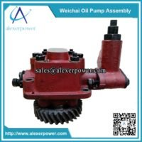 Weichai-R6160A-oil-pump-assembly-160A.11B.00-1