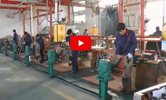 Weifang Diesel Engine Generator Factory Video
